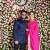 Ranveer Singh and Deepika Padukone at Kapil Sharma and Ginni Chatrath's Reception, Mumbai