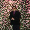Subhash Ghai at Kapil Sharma and Ginni Chatrath's Reception, Mumbai