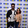 Vicky Kaushal and Yami Gautam spotted around the town for the promtions of Uri