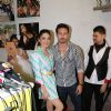 Tiger Shroff and Kiara Advani at Dabboo Ratnani calendar 2019 launch