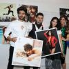 Kartik Aaryan and Sunny Leone at Dabboo Ratnani calendar 2019 launch