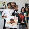 Kartik Aaryan and Sunny Leone at Dabboo Ratnani calendar 2019 launch