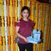 Shamita Shetty at Ekta Kapoor baby's naming ceremony