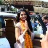 Cast of Junglee visit Sidhivinayak temple