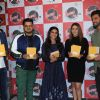 Cast of Notebook at the promotions of the film