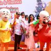 Celebs at Nickelodeon's Slime-tastic Holi party!