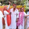 Bollywood stars celebrate Holi around the town!