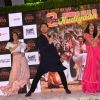Ananya-Tiger-Tara shake a leg at the song launch of Mumbai Dilli Di Kudiyaan!