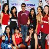 Shanker Shawney at the auditions of Miss Mumbai 2009