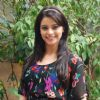 "TV actress Aamna Sharif posing for the shutterbugs on the sets of the ""Aao Wish Karein"""