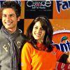 "Genelia D''Souza & Shahid kapur launch ""Fanta Fan Dance Challenge - Chance pe Dance"