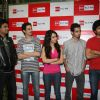 Teen Patti star cast at Big FM at Andheri