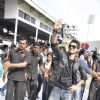 """Shahid Kapoor promotes """"Paathshala"""" at a Charity Cricket Match in Mumbai on Tuesday Evening"""