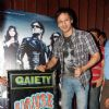 """Bollywood actor Vivek Oberoi promoting his movie """"Prince"""" at Gaiety Theatre"""