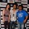 Ayesha Takia and Shahid Kapoor at ''Pathshala'' film promotion at Cibemax