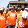 Mahesh Manjrekar promotes City of Gold through dabbawalas at Lower Parel