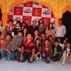 Sonu and Omi Vaidya at Star Plus Chote Ustad launch at Sea Princess