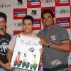 Aamir, Sharman and R. Madhavan at 3 Idiots DVD launch at Grand Hyatt