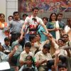 Arbaaz Khan at special screening of Dabangg for DEEDS NGO kids at Fun