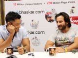Saif Ali Khan and Kunal Khemu celebrated 100 years of cinema