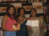 Book launch 'Of Crayons and Coffee Houses' by author Suma Narayan