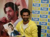 Barun Sobti at People Magazine's office