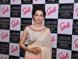 Celebrities at the Stoli Lounge at Lakme Fashion Week