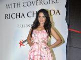 Richa Chadda Launches Maxim Issue