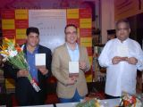 Cyrus Broacha at the Book Launch of Mad Money Journey