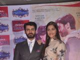 Promotion of Khoobsurat at Reliance Trends