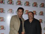 Madhur Bhandarkar and Leslie Lewis at Corporate Competition