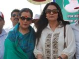 Celebs at Cleanliness Drive