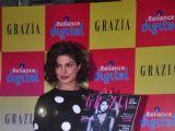 Priyanka Chopra Launches Grazia's New Issue