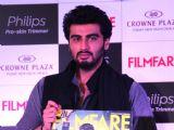Arjun Kapoor Launches the Latest Issue of Filmfare Magazine