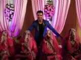 Celebs at a Mass Marriage Initiative