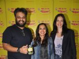 Promotions of Margarita, with a Straw on Radio Mirchi