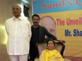 Sharad Pawar And Asha Bhosle's Wax Statue Unveiling