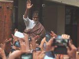 Amitabh Bachchan Snapped Outside Jalsa!