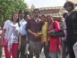 Jackky Bhagnani Snapped at Siddhivinayak