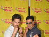 Promotions of Brothers at Radio Mirchi
