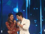 Promotions of Hero on Dance India Dance Season 5