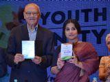 Vidya Balan at 'Unity Conference'