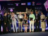 Anil Kapoor and Farhan Akhtar at the Press Meet of 'IIFA'