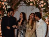 Karan - Bipasha's Star Studded Wedding Reception