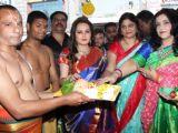 Jaya Prada at the Exclusive Launch of Trisha Designer Wear