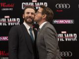 Premiere of Captain America: Civil War in London