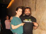 Kangana Ranaut at Special Screening of 'Raman Raghav 2.0'