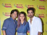 Promotions of Song 'Tum Ho To' at Radio Mirchi's Studio