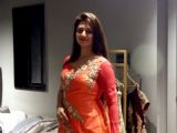 Divyanka Snapped Shopping for Wedding at 'Kalki Fashion'