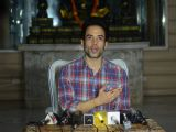 Tusshar Kapoor Holds a Press Conference